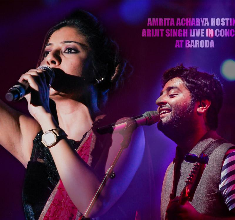 Arijit Singh Live In Concert (Ahmedabad & Baroda)