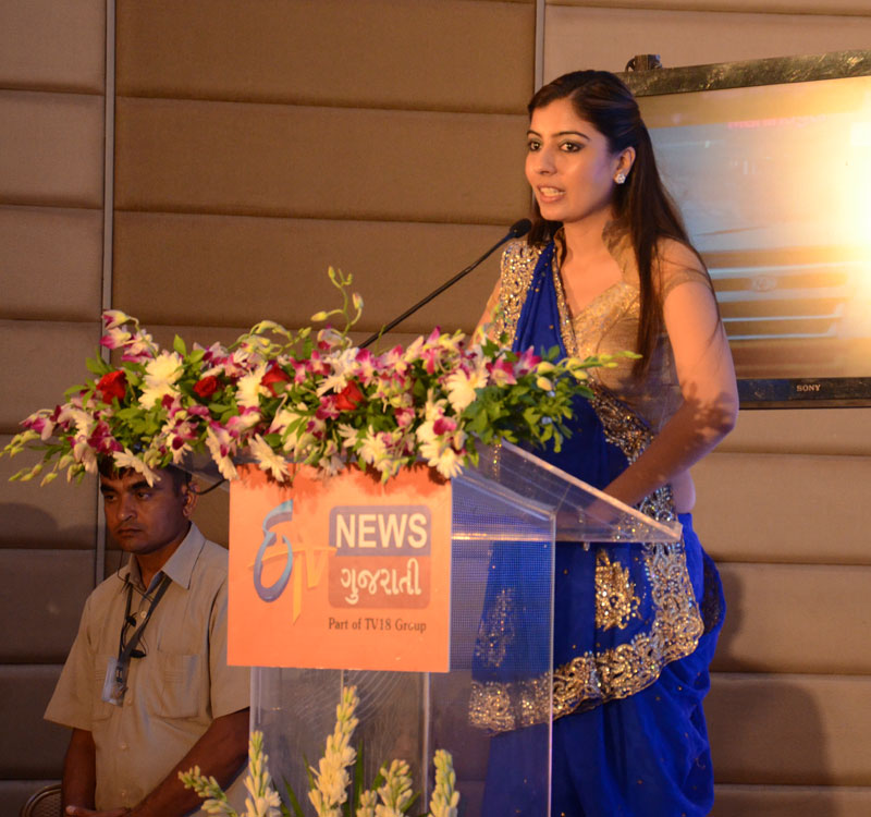 ETV News Gujarati Launch, Ahmedabad