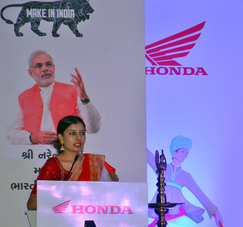 Honda Launch