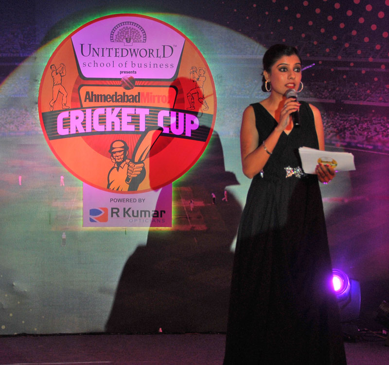 Ahmedabad Mirror Cricket cup